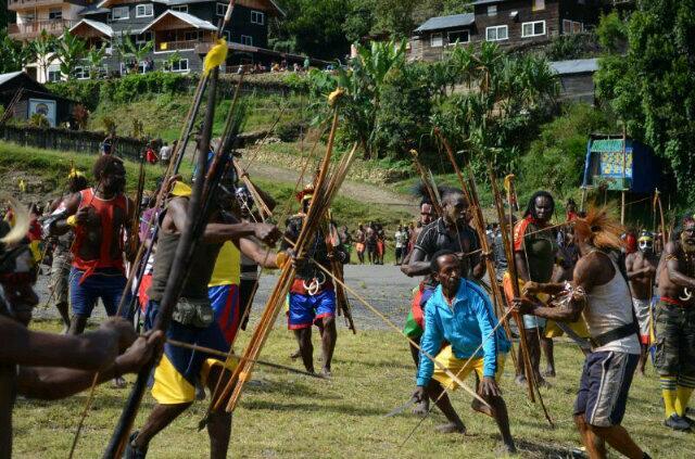 Perang Suku di papua