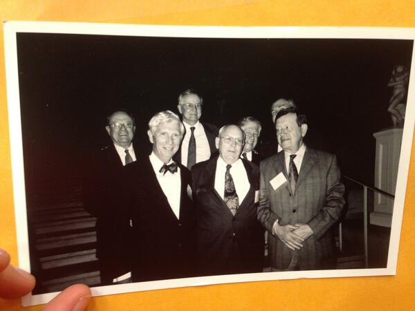 #tbt Wow!  Thanks to alumnus Thomas F. Wall, Jr. for sending this in!  It's from the 2003 Law Reunion! #GTLawReunion http://twitter.com/GTownLawAlumni/status/368072493161934848/photo/1