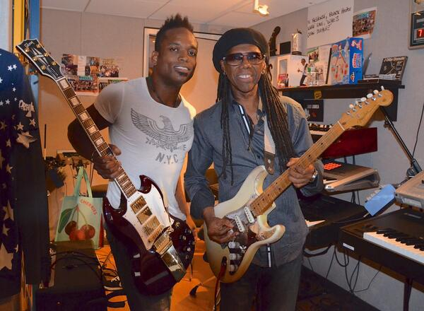"Nile Rodgers on Twitter: ""#Gui..."