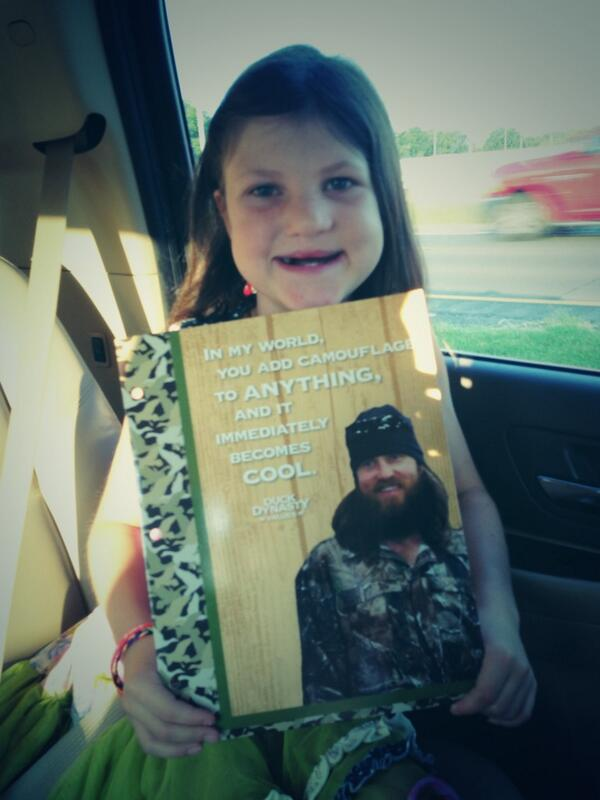 And Missy Robertson Daughter Cleft Lip missy robertson on twitter: mia ...