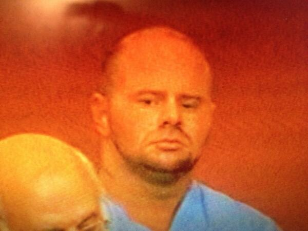 Jared Remy showing no emotion during arraignment on murder charge #7news pic.twitter.com/L20ZBITOcI
