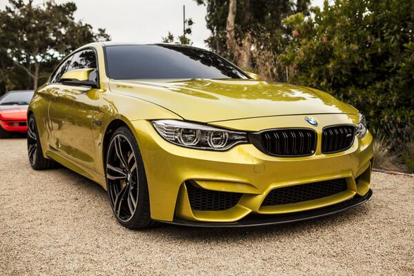 Bmw Usa On Twitter Introducing The Bmw Concept M4 Coupean