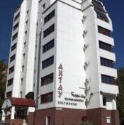 Гостиницы уфы