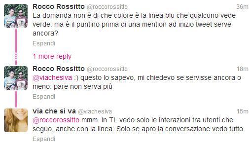 Finalmente vedo #laRigadiTwitter (magenta!) ma un po' mi disturba che modifichi il flusso cronologico @roccorossitto http://twitter.com/valijolie/status/372995141667024896/photo/1