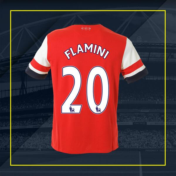 22407056e  20 RT  Arsenal  We can exclusively reveal that Mathieu Flamini s shirt  number at  Arsenal will be...pic.twitter.com c8j4kwDrLi