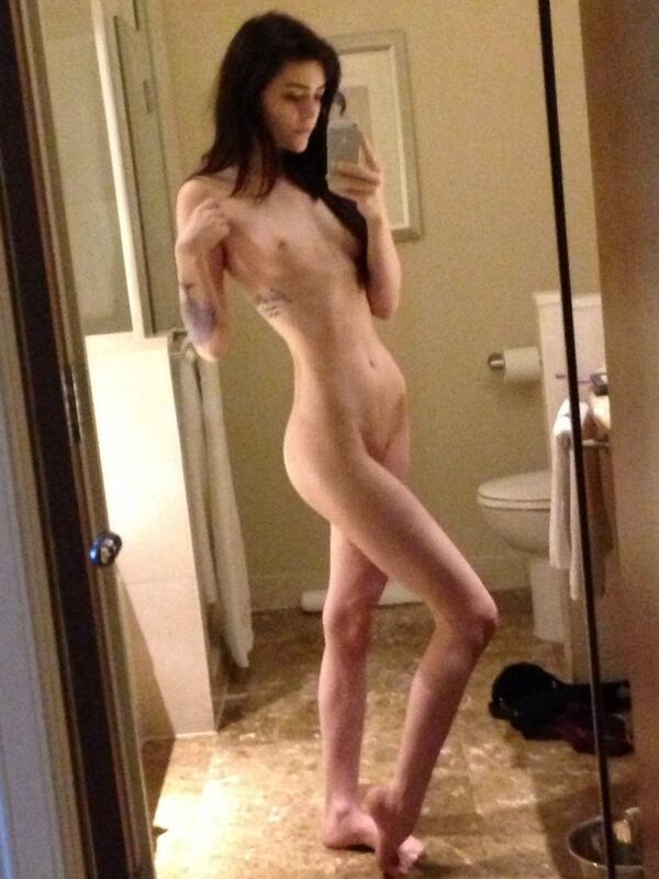 Boobs tumblr selfie pictures skinny girls