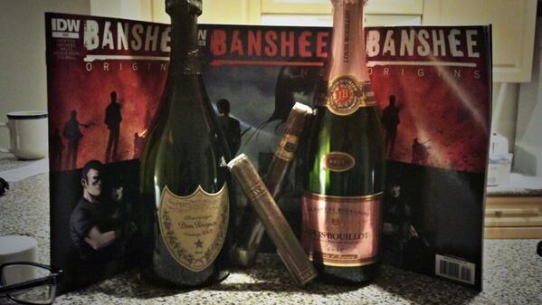 Trophies. @antonystarr @ivanamilicevic @MisterHoonLee @TriesteKDunn @MattServitto @lperistere @GregYaitanes #Banshee http://twitter.com/DemetriusGrosse/status/373245656905043968/photo/1