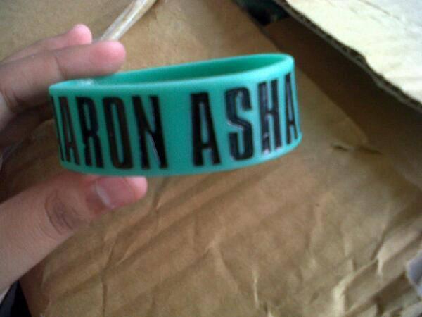 Fansclub Aaron Ashab