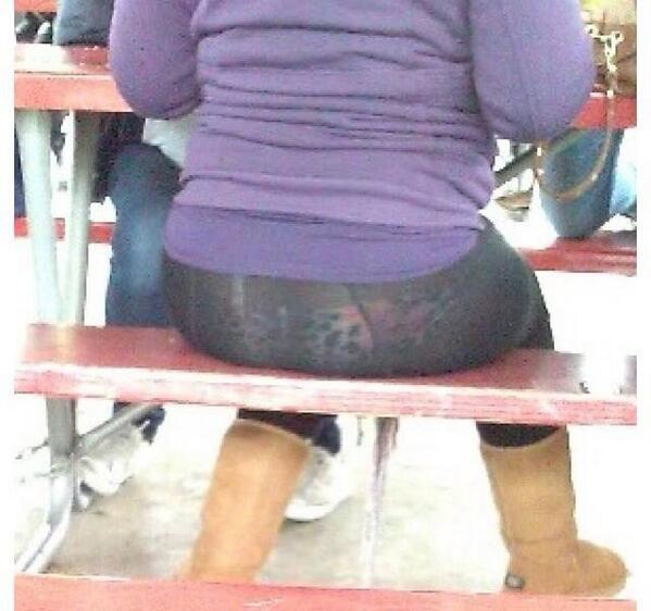 [Real Talk] Girls do you know your leggings are see ...