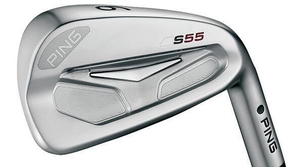 Thumbnail for Ping S55 Irons Preview