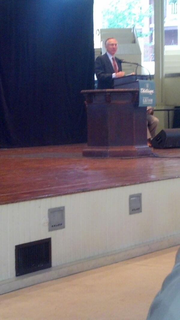 Thumbnail for Today at Chautauqua | Monday, Aug. 19, 2013