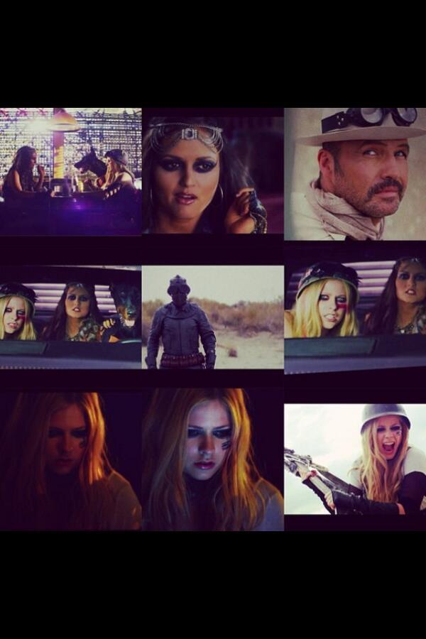 #RockNRollMusicVideoTomorrow http://t.co/nD7su4KzgH