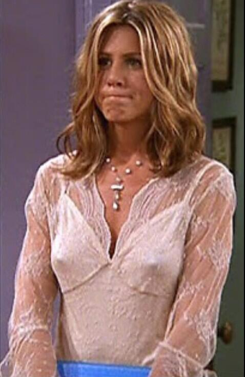 Jennifer aniston friends hard nipples have removed