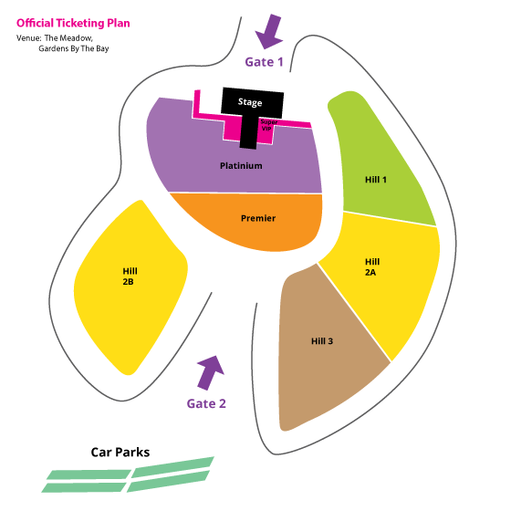 toggle on twitter heres the kmwsg seating plan ticket prices range from 168 to 688 sales start sept 1 9am at playspace scape