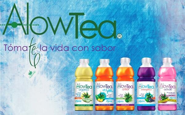 Disfruta de los deliciosos sabores del nuevo Alow tea, y tomate la vida con sabor http://t.co/tMtOgVUOCD
