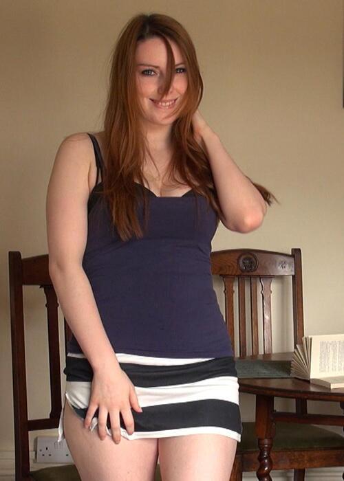 Diaper girl sky in a wet diaper and plastic pants 4