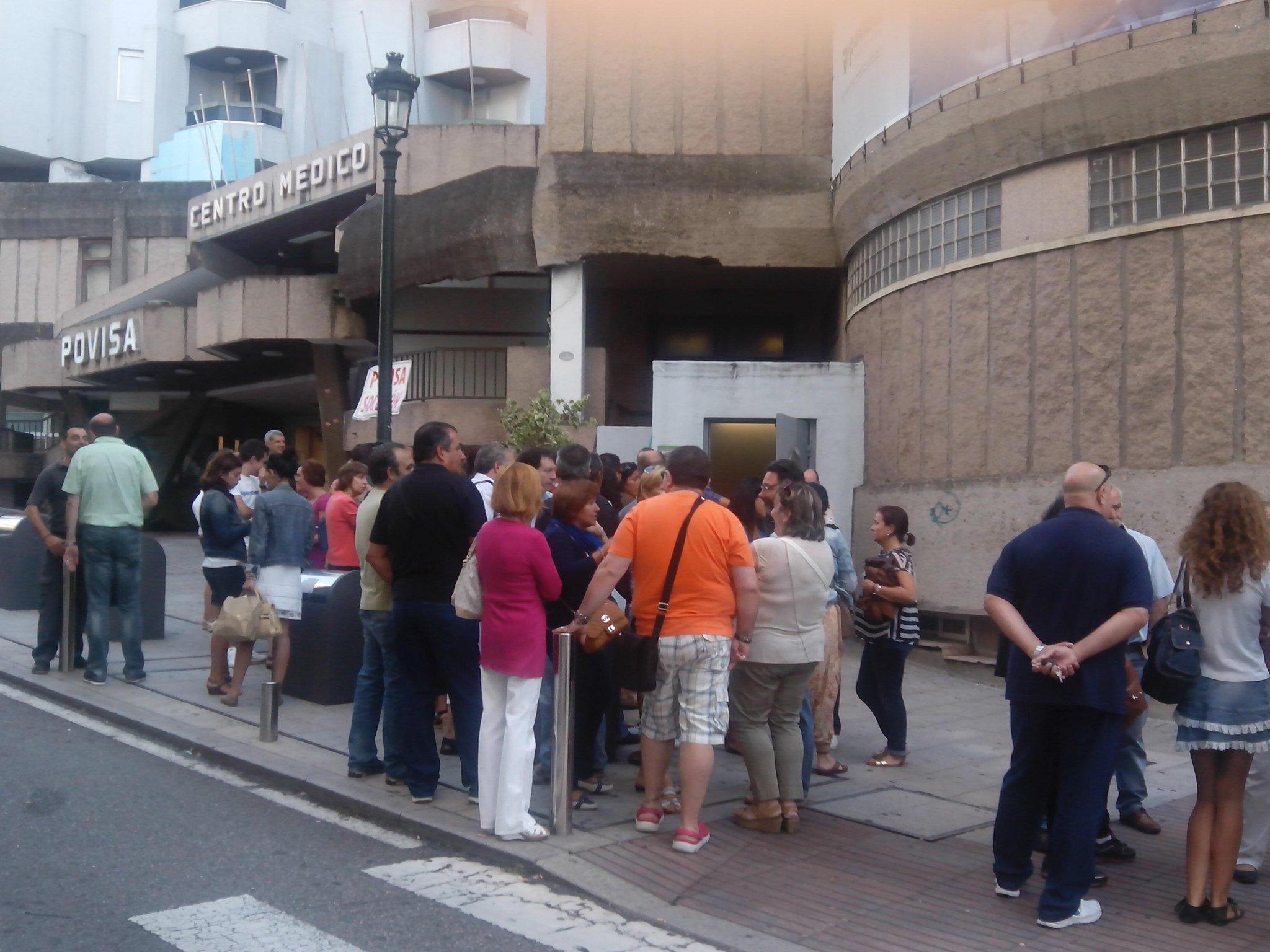 Twitter / contradiscurso: Terza xornada de folga en #POVISA ...