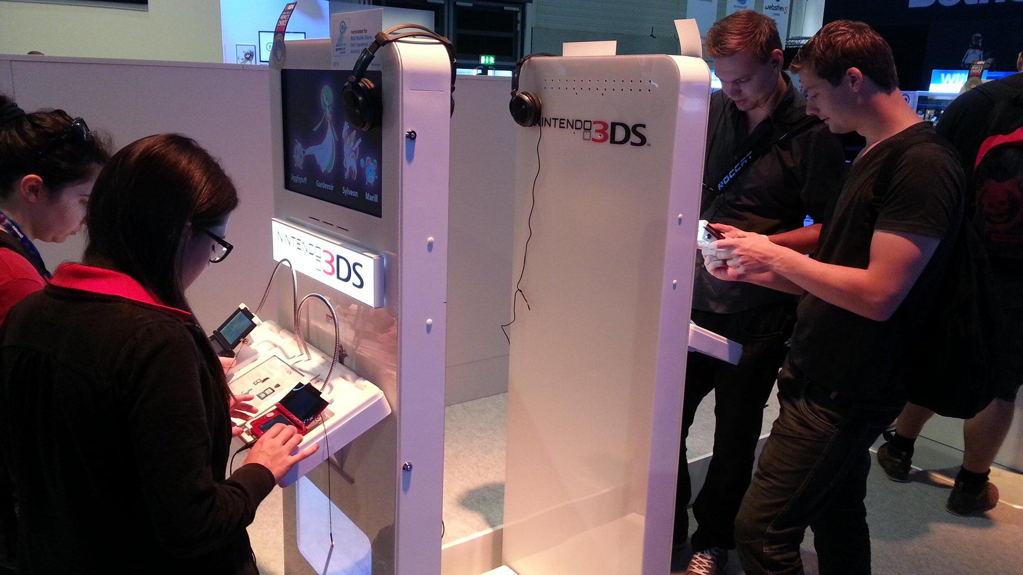 Stand Nintendo Gamescom 2013