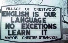 "No ""excetions"" [sic.] :-) http://t.co/odG4R19bVW"