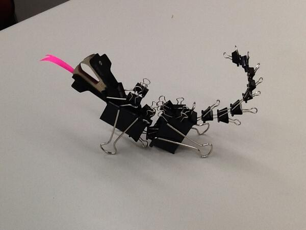 @imcompres Check out my binder clip dragon: http://t.co/iM7BEmgfV1