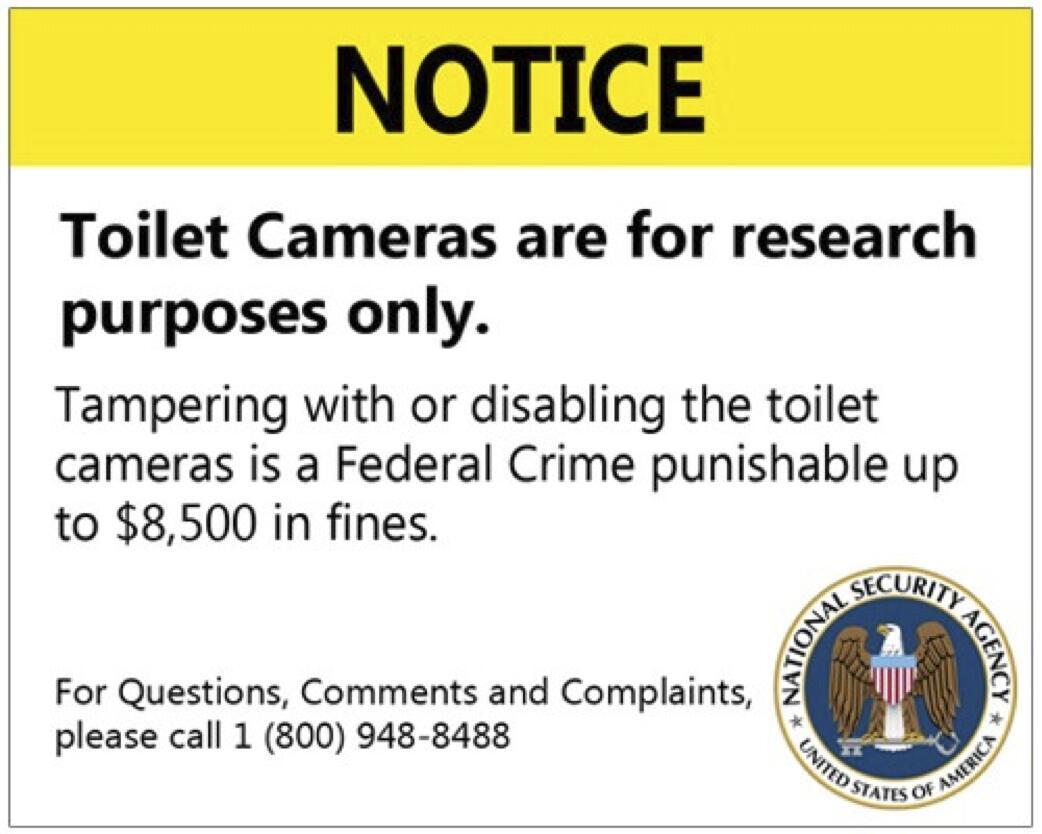toilet cameras, NSA, JPBarlow