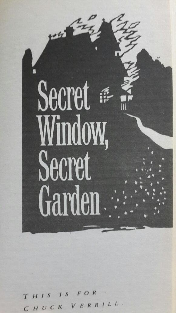 Secretwindowsecretgarden Hashtag On Twitter