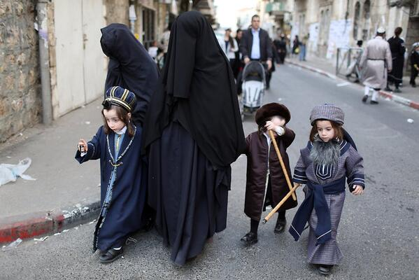 Sayed M Modarresi On Twitter Pic Jewish Women S Clothing Interesting How Muslims Are Called Extremist But Jews Simply Ultra Orthodox