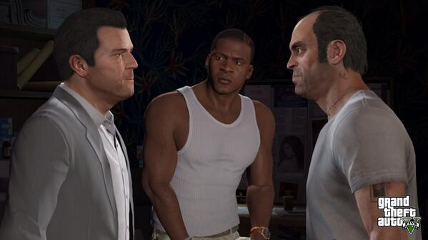 Grand Theft Auto V on Twitter