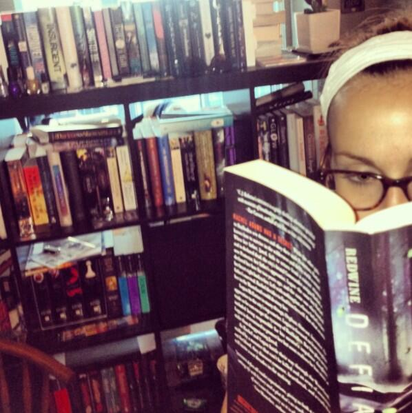 @EpicReads my pride and joy! #BookShelfie http://twitter.com/kareee88/status/371043651952320512/photo/1
