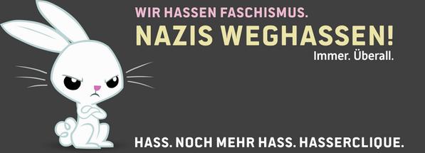 Nazis weghassen
