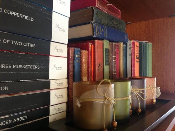 #bookshelfie http://twitter.com/ThatJenK/status/371068043188654080/photo/1