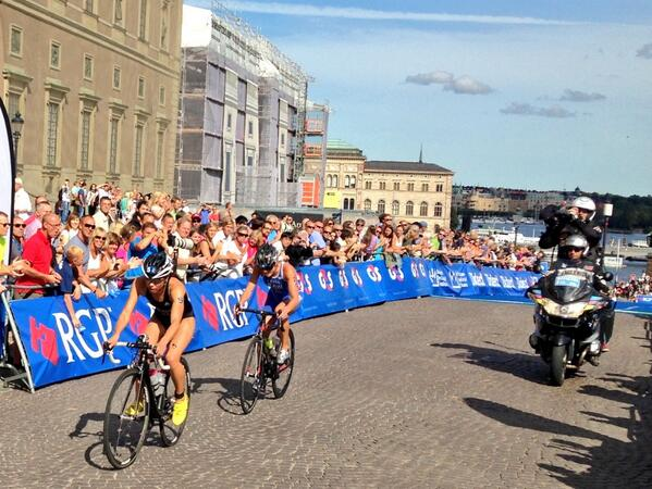 U all know I luv a breakaway!! This is great. U want to win... Go & get it! @worldtriathlon #WTSStockholm #committed http://twitter.com/KrisGemmell_/status/371246546601652224/photo/1