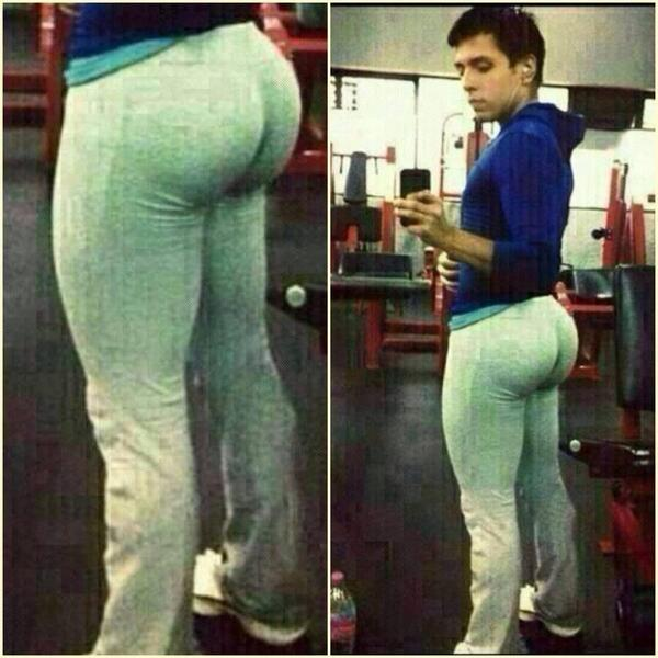 Men with phat asses