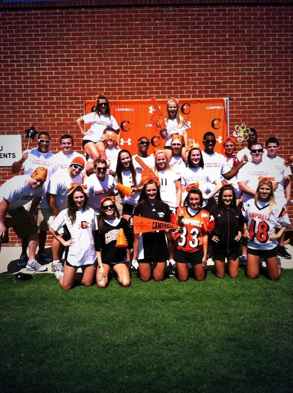Had a great time at #FanFest today! 🐪🎀🏈 #gocamels @GoCamels @GoCamelsFB http://twitter.com/GoCamelsCheer/status/371431511947759617/photo/1