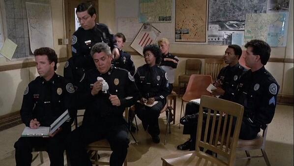 полицейская академия 6 торрент