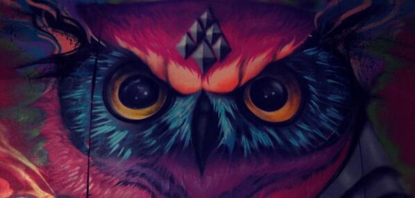 Unduh 78 Gambar Grafiti Burung Hantu Paling Bagus Gratis
