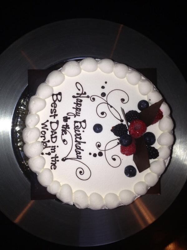 Nabila Haniss On Twitter Loving My Dads Birthday Cake Http