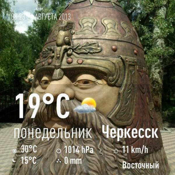 Погода на неделю в ессентуки на 10 дней