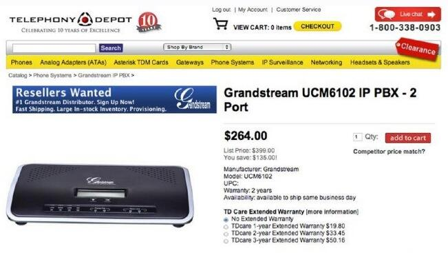 A Second Look at Grandstream's UCM6100 Asterisk PBX & Some SIP Surprises