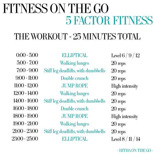 Life Pro Fitness On Twitter 25 Min Workout Httptco