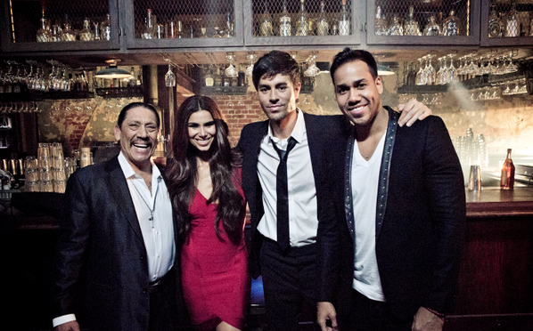 Thank you @Roselyn_Sanchez, @RomeoSantosPage & @officialDannyT for the help with #Loco video! http://t.co/wV8kDlbKm9 http://t.co/RWS3JZ4gXI