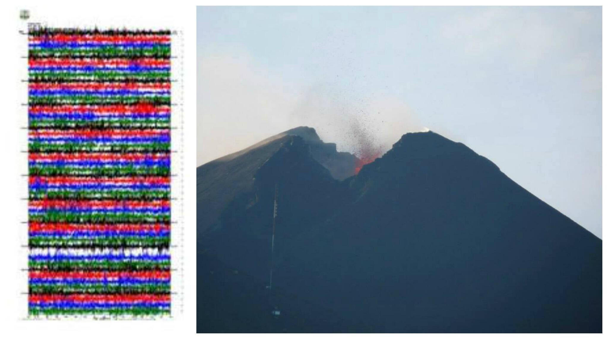 L'activité du volcan Pacaya, 26 août 2013