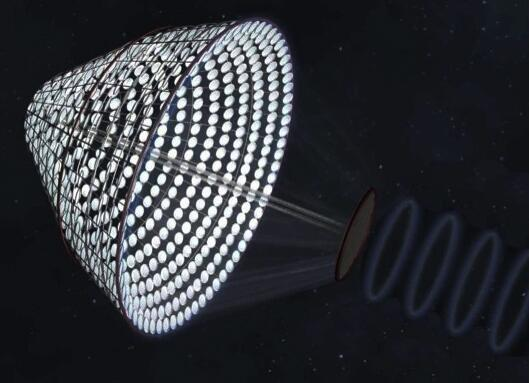 SPS-ALPHA foto NASA