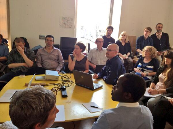 Great turn out for #opendatagla http://twitter.com/LornaMCampbell/status/372413050969546752/photo/1