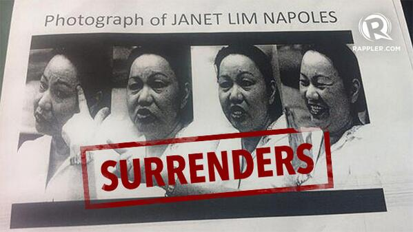 reaction paper about issue of janet napoles pdaf On the issue of pdaf, it is my opinion that janet napoles was just a guinea pig as i said, somebody has to blame someone for.