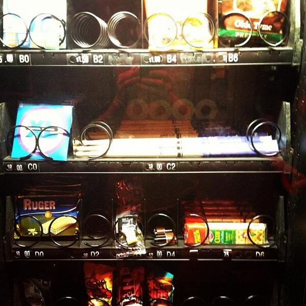 greyson chance on twitter my type of vending machine drumsticks and guitar strings. Black Bedroom Furniture Sets. Home Design Ideas