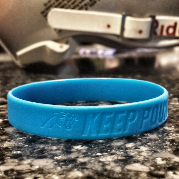 Carolina Panthers On Twitter Followers Who Rt Are Eligible To Win A Keeppounding Bracelet We Ll Select Random Winner At 2pm