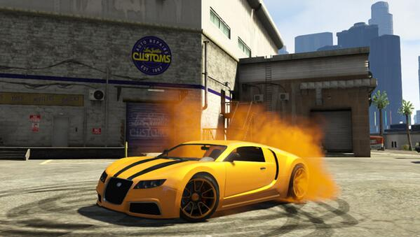 grand theft auto 5 los santos customs not working