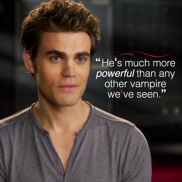 The Vampire Diaries on Twitter