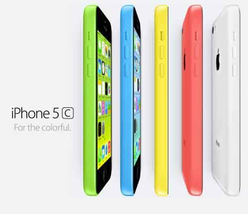 Jual iPhone 5C